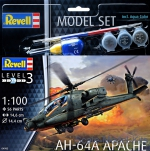 RV64985 Gift set - Attack helicopter AH-64A