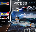 RV65140 Gift set - German Submarine Type XXIII