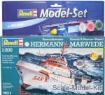 RV65812 Gift set DGzRS Hermann Marwede