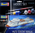 RV65818 Gift set - Ship M/S Color Magic