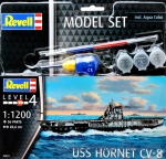 RV65823 Model Set - USS Hornet CV-8