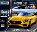 RV67028 Model Set - Mercedes AMG GT