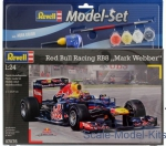 RV67075 Gift Set Red Bull Racing RB8 (Webber)