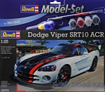 RV67079 Gift set - Dodge Viper SRT 10