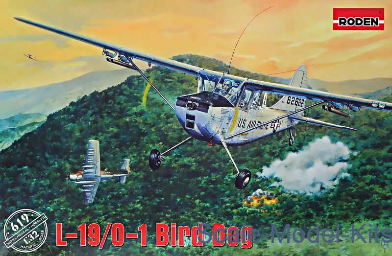"Cessna L-19/O-1 ""Bird Dog"""