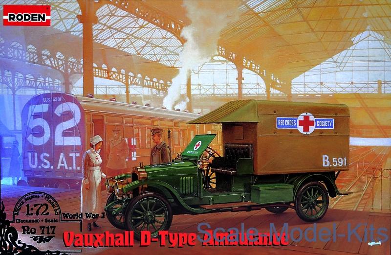 Vauxhall D-type