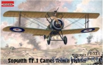RN052 Sopwith TF.1 Camel trench fighter