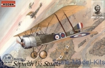 RN402 Sopwith 1 1/2 Strutter two-seat fighter