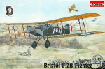 RN425 Bristol F.2B WWI RAF fighter