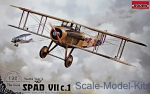 RN604 SPAD VII C.1 WWI French main fighter