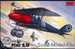 RN613 Pfalz D.III WWI German fighter