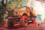 Army Car / Truck: KrAZ-214B Soviet military truck, Roden, Scale 1:35