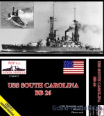 ROP-S700-075 USS South Carolina BB26