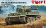 RFM-RM5003 Tiger I Early Production Eastern Front 1943 W/ Full Interior