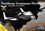 SVM72003 Northrop Grumman Firebird Unmanned Aerial Vehicle
