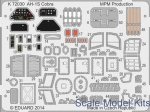 MPMK72030 Photo-etched set 1/72 AH-1Q Cobra, for Special Hobby kit