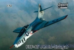 SWORD72087 F9F-8P Photo-Cougar (2 decal versions)