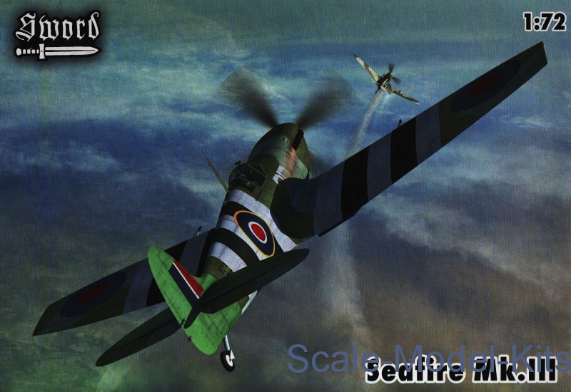 Seafire Mk.III (2 decals versions)