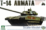TAKOM2029 Russian Manin Main Battle Tank T-14 Armata