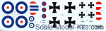 TOKO-D012 Sopwith 1 1/2 Strutter Two-seat fighter (118)