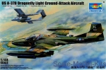 TR02889 US A-37B Dragonfly Light Ground-Attack Aircraft
