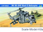 TR05103 Mil Mi - 24V Hind-E helicopter