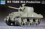 TR07223 M4 Tank Mid-Production