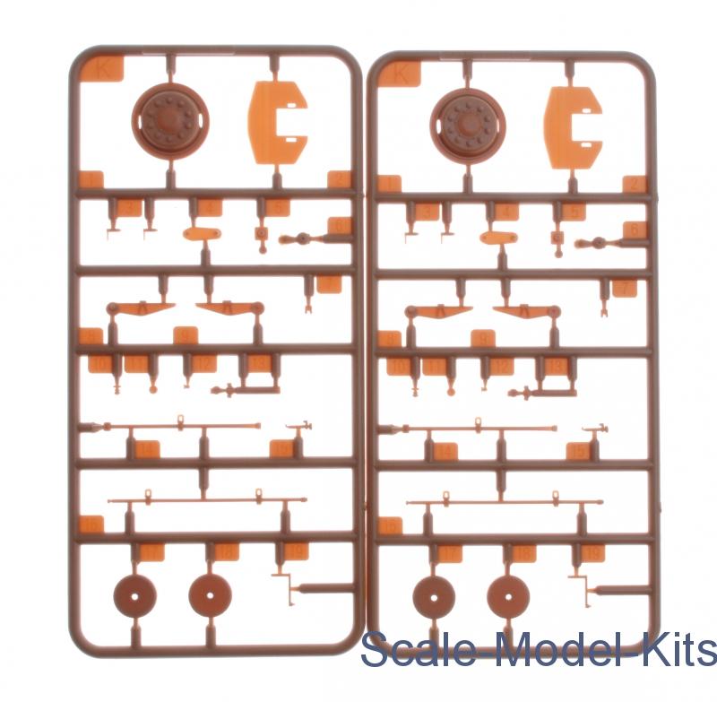 trumpeter model kit instructions