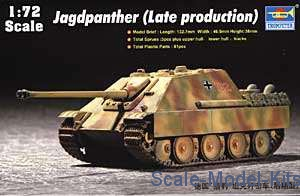 Yagdpanther, late production