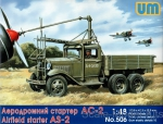 UM506 Airfield starter AS-2 on GAZ-AAA chassis
