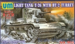 UMT405 T-26/BT-2 Soviet light tank