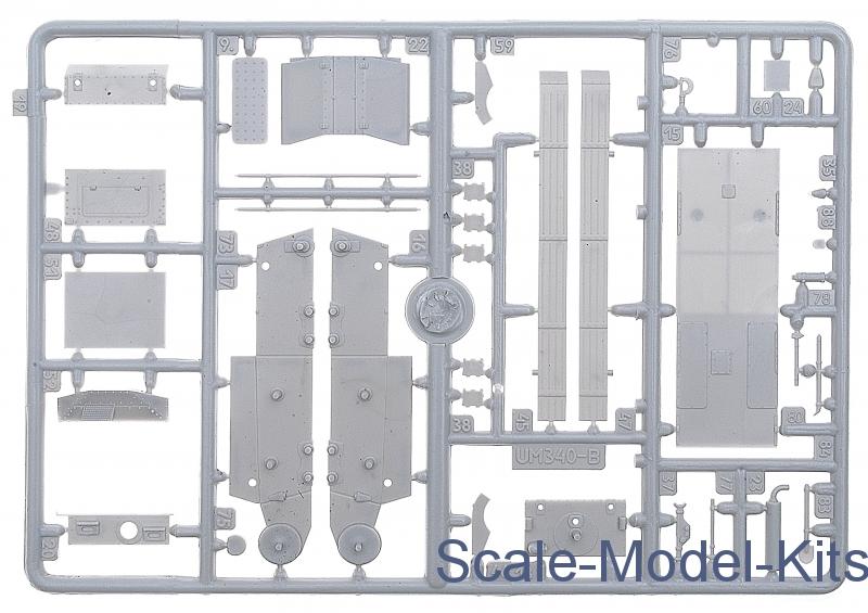 Unimodels UM349 Sd 140//1 in 1:72 Kfz