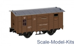 UB278-01 Temporarily and baggage car