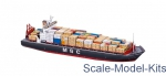 UB354 Puzzle 3D: Container ship MSC Atlantic