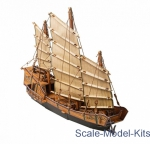 UB377 Puzzle 3D: Chinese sailing ship