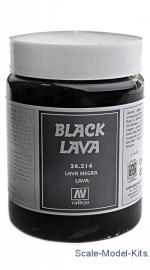VLJ26214 Earth effects, Black lava, 200 ml
