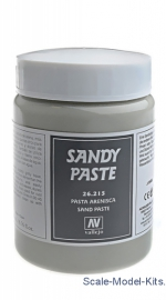 VLJ26215 Earth effects, Sandy paste, 200 ml
