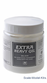 VLJ26535 Extra Heavy Gel, 200ml