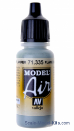 VLJ71335 Model Air: 17 ml. Flanker Light Grey