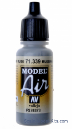 VLJ71339 Model Air: 17 ml. Russian AF Grey N.3