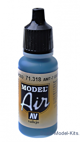 Model Air: 17 ML. AMT-7 Greyish blue