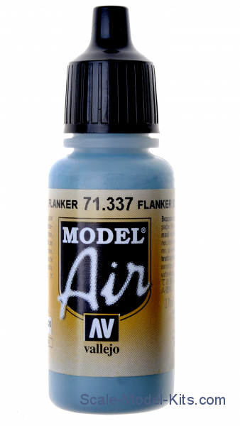 Model Air: 17 ml. Flanker Blue