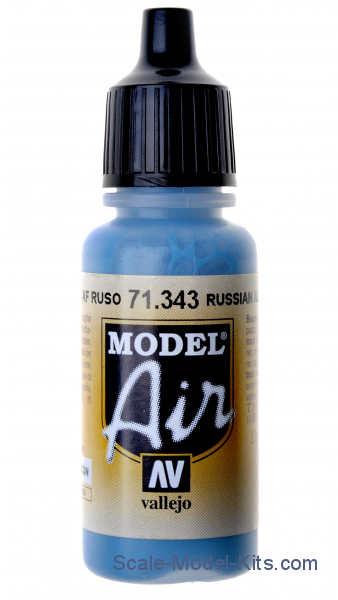 Model Air: 17 ml. Russian AF Grey N.7