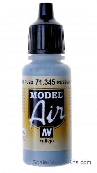 Model Air: 17 ml. Russian AF Grey N.8