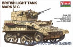 VUL-56009 British Light Tank MK.VI C