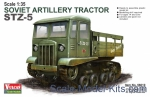 VUL-56010 German Aritlleries chlepper STZ-5