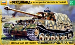 ZVE3653 German tank destroyer