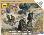 ZVE6219 British sappers 1939-1942