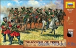 Dragoons of Peter I